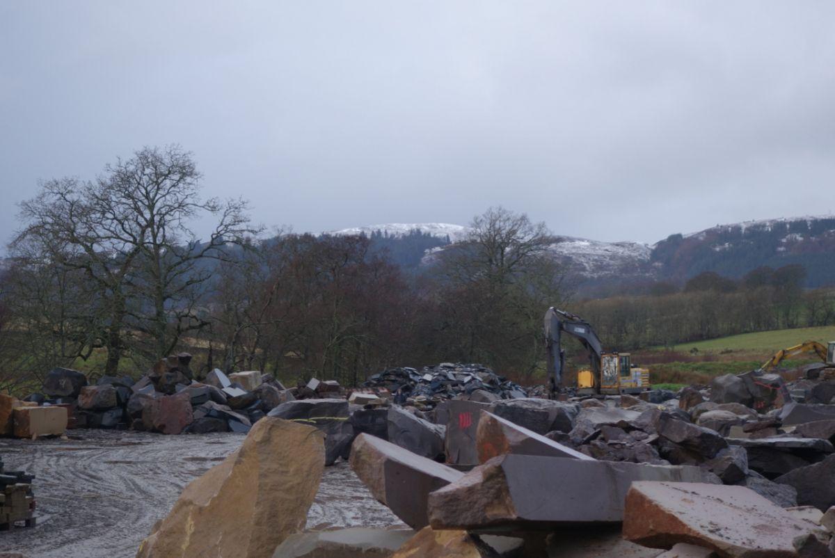 Scottish Quarry