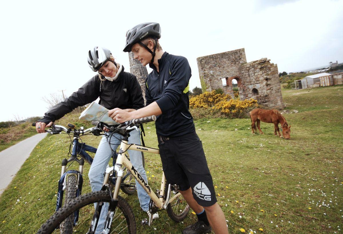Cornwall Cycle Trail