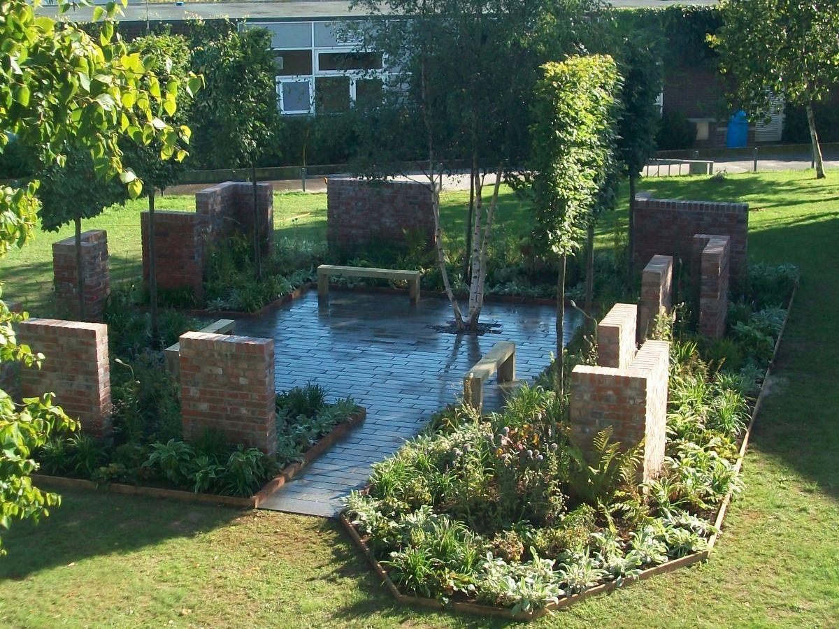 Show garden rebuilt